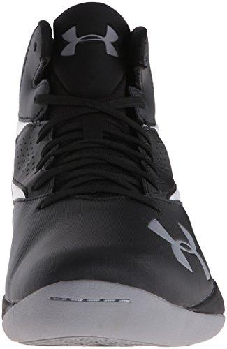 Armour UA Black White Steel Lockdown Scarpe da Uomo Basket Under gA5pqx7ng