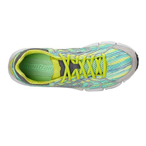 Zapatillas De Running Montrail Fluidflex Fkt Para Mujer Zour / Chameleon