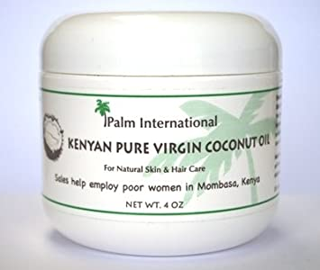 Amazon com : Kenyan Pure Virgin Coconut Oil : Body Oils : Beauty