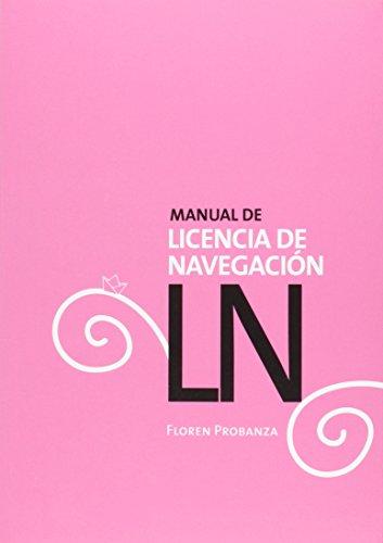 Descargar Libro Ln - Manual De Licencia De Navegacion Floren Probanza