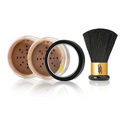 (Black Radiance True Complexion Custom Coverage Foundation, Light, 0.68 Ounce)