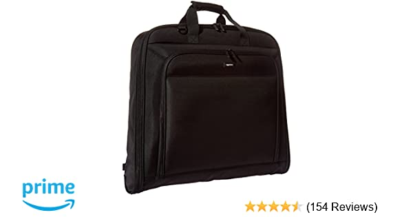 736b74c991 Amazon.com  AmazonBasics Premium Garment Bag