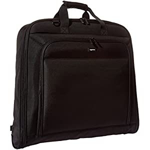 AmazonBasics Premium Travel Hanging Garment Bag