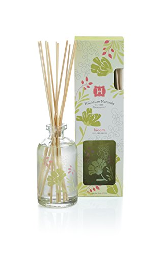 Hillhouse Naturals Reed Diffuser 6 Oz. - Bloom by Hillhouse Naturals