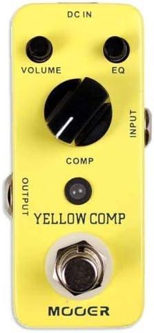 Mooer YELLOW COMP - Pedal de efectos