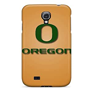Great Hard Phone Covers For Samsung Galaxy S4 With Provide Private Custom High-definition Oregon Ducks Series VIVIENRowland