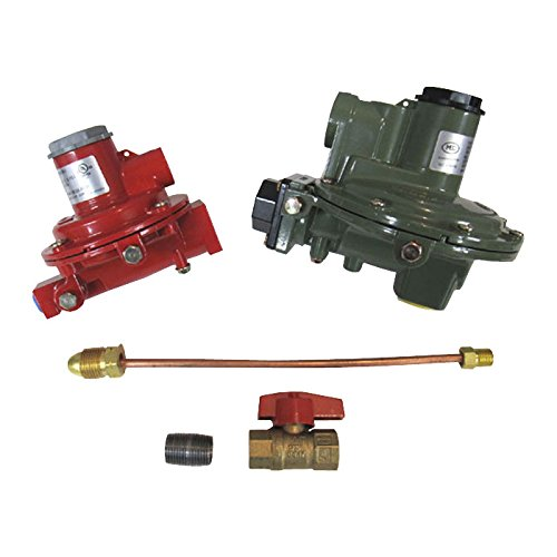 Marshall Regulator Home Propane Supply Kit LP 1122H-AAJ 1652-CFF 3/4