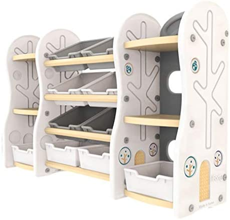 IFAM Design Toy Organizer - the best modern bookcase for the money