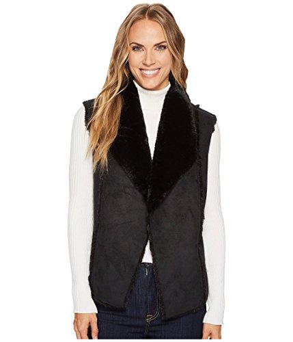 覆す美しいファイアル[トリバル] レディース コート Faux Fur Vest w/Shawl Collar Back [並行輸入品]