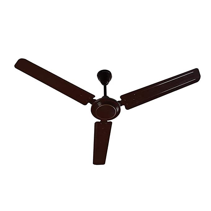 Buy Crompton Hill Briz 1200 Mm 48 Inch High Speed Ceiling Fan Brown Online At Low Prices In India Amazon In