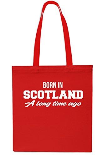 Bag 42cm Small Red Shopping Scotland litres Long Sapphire A Ago Time Born In Beach Tote x38cm Gym 10 PcWZqv