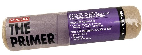 wooster-brush-r201-9-the-primer-roller-cover-3-8-inch-nap-9-inch