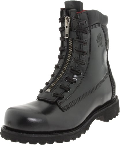 Chippewa Men's 8'' Steel Toe EH 92400 Boot,Black,6 D US - 8' Mens Steel Toe Boot