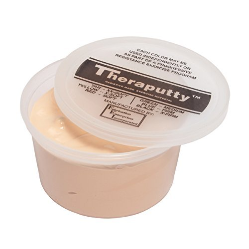 Theraputty 10-2640 Cando Plus Antimicrobial Theraputty, Tan