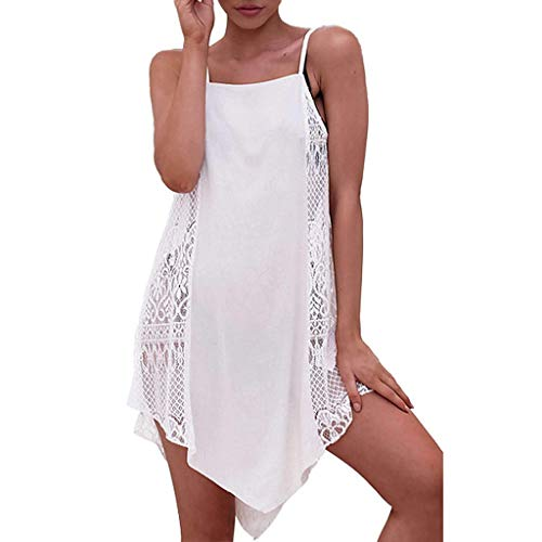 iHPH7 Dresses for Women Casual Summer Dresses for Women Party Long Dress Wedding Dresses Long Gown Dresses for Women Long Gown Gown Dresses for Women (XL,White)