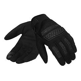 Royal Enfield Urban Hustler (Rover V3) Riding Gloves Black L (RRGGLN000013)