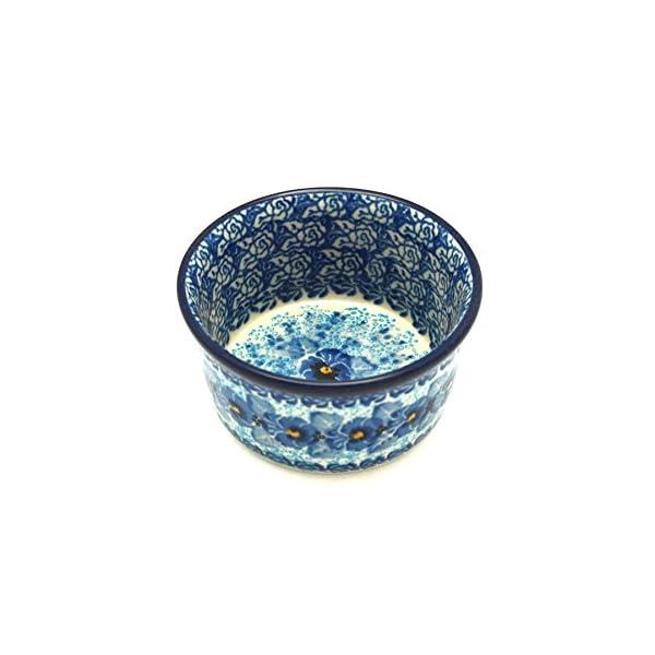 Polish Pottery Ramekin – Unikat Signature – U3639
