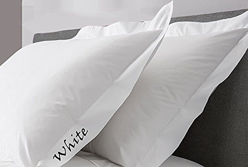 Review Of Bed-Bucket 400TC 100% Natural Cotton Soft & Silky Pure Long-Staple Cotton White Solid Euro...