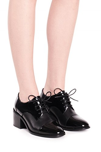 Tacco A Spillo Jersey Cordell Oxford Jeffrey Campbell Nero
