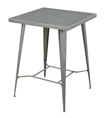 Coaster 105938-CO Square Counter Height Dining Table, In (Cottage Counter Height Table)
