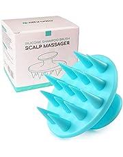 Shampoo Brush Hair Scalp Massager Siliscrub Hair Scalp Brush Scalp Massage Shampoo Brush Head Scrubber Scalp Care Brush