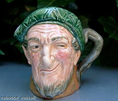 - Royal Doulton Auld Mac Toby Jug D5824 Small