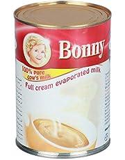 حليب مبخر كامل الدسم من بوني - 410 جم