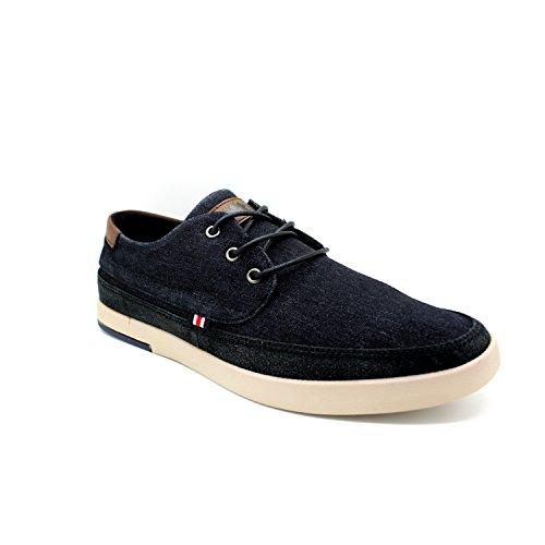 Xti, Chaussures À Lacets Pour Hommes Noirs