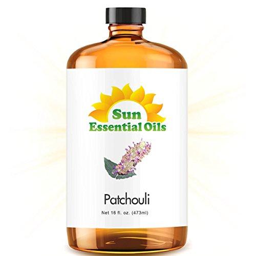 Patchouli (Mega 16oz) Best Essential Oil