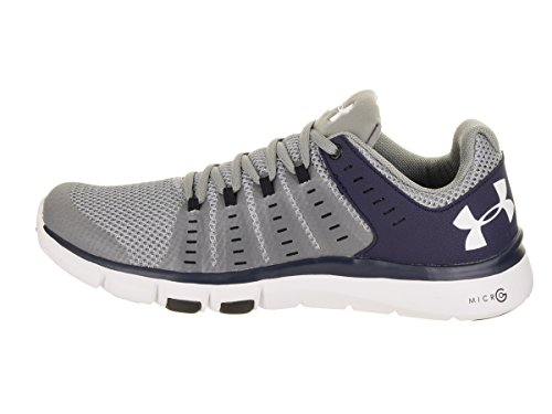 Men's TM UA G Armour Limitless 2 Midnight Under Steel Navy White Micro TR 58qBwwnR