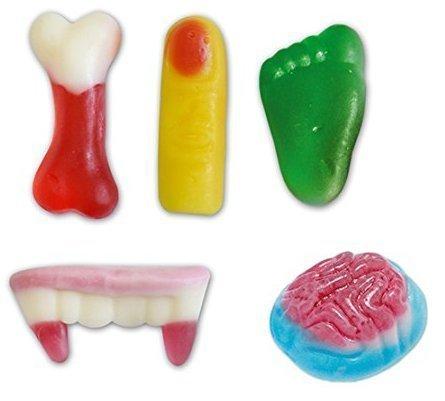 Gummi Missing Body Parts -