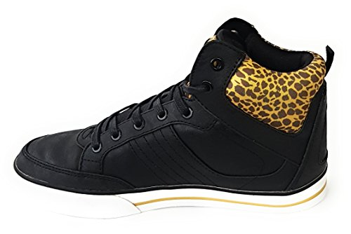 York Yankees New Femme Jaune Sunya Chaussures Noir 6UAfz