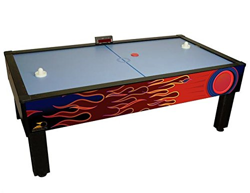 (Gold Standard Games Home Pro Elite Arcade Style Air Hockey Table)