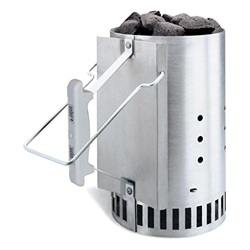 Weber 7416 Rapidfire Chimney Starter - coolthings.us