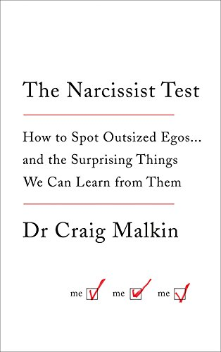 The Narcissist Test: How to Spot Outsized Egos ... and the Surprising Things We Can Learn from Them pdf epub
