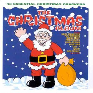 the christmas album 43 essential christmas crackers british two cd set - Bruce Springsteen Christmas Album