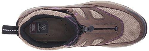 Hiking Chocolate Zip Women's Ul Shoe Brown Maxtrak Ariat TwOqUxIw