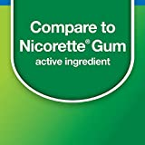 Basic Care Nicotine Gum, Mint Flavor