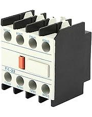 LADN22 AC-schakelaarcontact F4-22 2 normale opening / 2 normale vergrendeling instelling van het hulpcontactblok