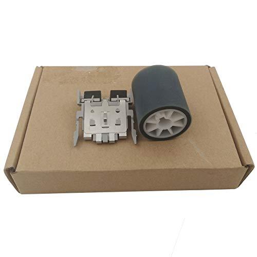 Printer Parts REFUBISH 5 Sets PA03289-0001 PA03289-0111 Pick Roller +pad for Fujitsu fi-6010N fi-6000NS fi-5120C fi-5220C fi-4120C2 by Yoton (Image #1)