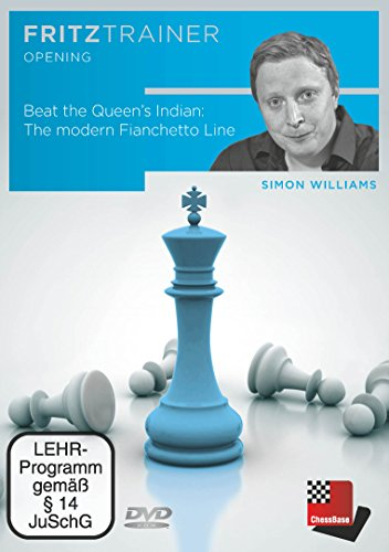 Chessbase Beat the Queen's Indian - The Modern Fianchetto...