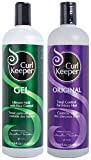CURLY HAIR SOLUTIONS - Curl Keeper Original & Curl Keeper Gel (33 Ounce / 1000 Milliliter)