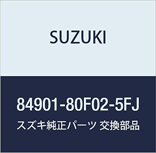 SUZUKI (スズキ) 純正部品 ベルトアッシ 品番84901-80F02-5FJ B01N41Z6YT