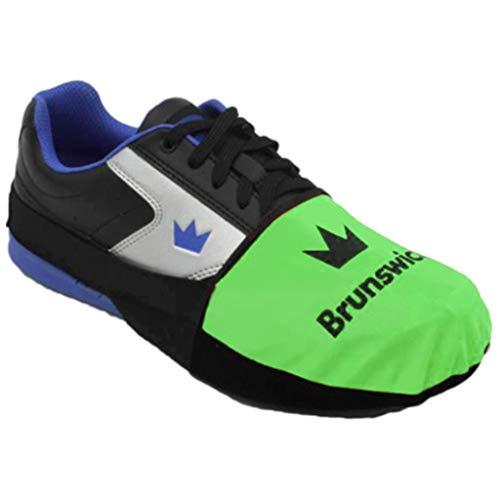 Brunswick Bowling Products Shoe Slider- Neon Green