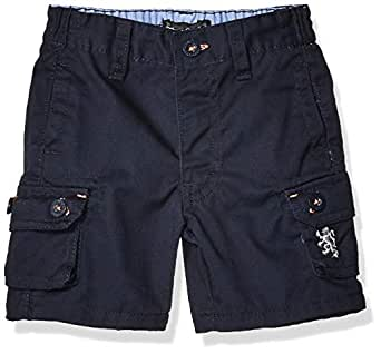 English Laundry Boys Cargo Short Shorts - Blue - 2T