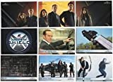 Agents of Shield the TV Show Season 1 Trading Cards 72-Card Base Set
