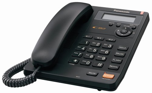 Panasonic KX TS600B Integrated Corded Telephone