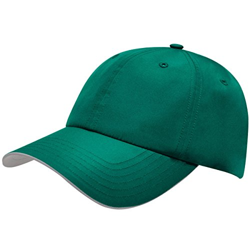 [Adidas Golf Men's Performance Relaxed Crestable Cap - One Size - EQT Green] (Adidas Sport Performance Buckle)