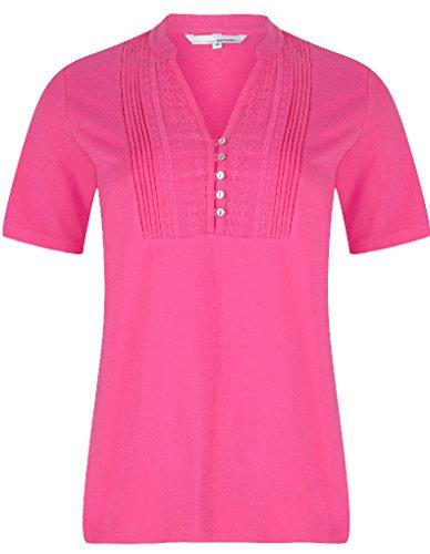 Pastunette Fuschia Pink Cotton Top 4061-334-4 (412)