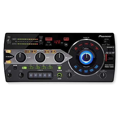 Pioneer DJ DJ Mixer, Black (RMX-1000)